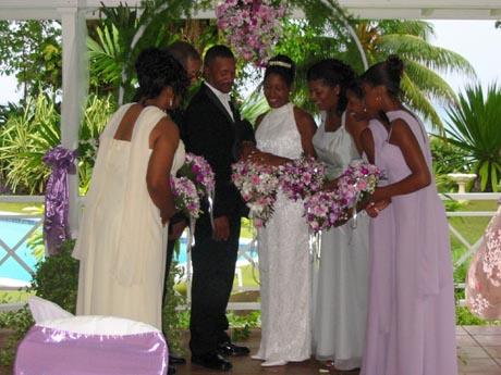sweetest weddings jamaica