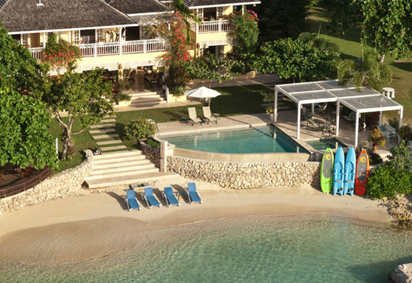 Jamaica Villas From SunVillas Luxury Jamaican Villa Rental