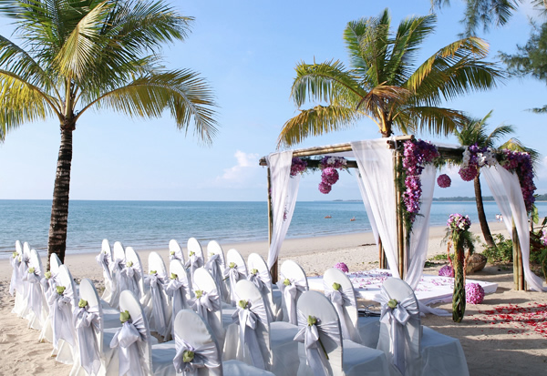 Tryall Villas Jamaica Wedding